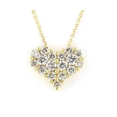 ユキザキセレクトジュエリー YUKIZAKI SELECT JEWELRY ネックレス/ペンダント イエローゴールド ダイヤモンド ハート