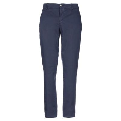 バランタイン BALLANTYNE パンツ ブルー 54 コットン 67% / リネン 32% / ポリウレタン 1% パンツ