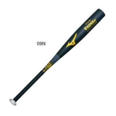 ミズノ 軟式野球 少年バット ビクトリーステージ Vコング02 81cm 少年軟式用 金属製  MIZUNO 2TY84510