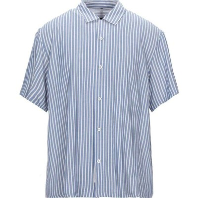 ラグ&ボーン RAG & BONE メンズ シャツ トップス Striped Shirt Pastel blue