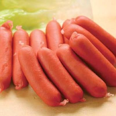 ウインナー(赤)(魚肉を主原料)1kg (nh113025)  レンジ調理OK 簡単調理 肉 訳あり お弁当 業務用 お試し パーティー