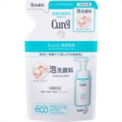 【医薬部外品】花王 キュレル 泡洗顔料 つめかえ用 130ml