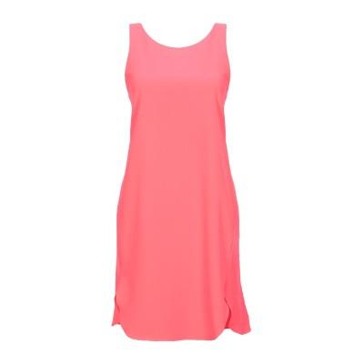 ARMANI EXCHANGE ミニワンピース&ドレス フューシャ 2 ポリエステル 95% / ポリウレタン 5% ミニワンピース&ドレス