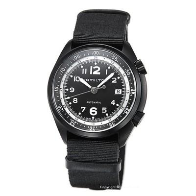 ハミルトン 時計 HAMILTON メンズ 腕時計 Khaki Pilot Pioneer Aluminum Auto H80485835
