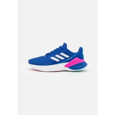 アディダス シューズ レディース ランニング RESPONSE SR - Neutral running shoes - team royal blue/footwear white/halo blue