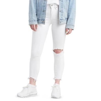 リーバイス レディース デニムパンツ ボトムス 721 High-Rise Skinny Ankle Jeans Culture Corner