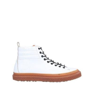 BUTTERO スニーカー  メンズファッション  メンズシューズ、紳士靴  スニーカー ホワイト
