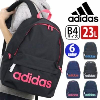 【SALE】 リュック adidas アディダス リュックサック バックパック デイパック バックネイビー 23L 47892