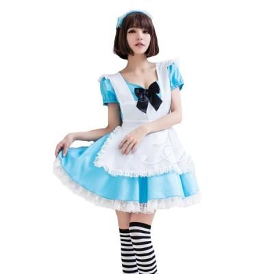 不思議の国のアリス コスプレ 衣装 コスチューム かわいい アニメ