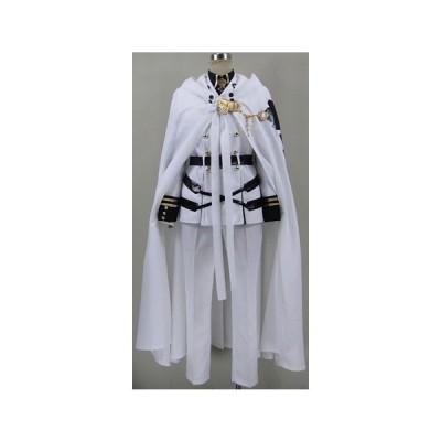 終わりのセラフ 百夜ミカエラ  コスプレ衣装 コスチューム パーティー イベントs1897