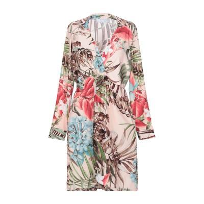 カオス KAOS ミニワンピース&ドレス ライトピンク 42 ポリアクリル 97% / ポリウレタン 3% ミニワンピース&ドレス