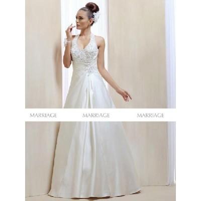 K05094  ウェディングドレス  ウエディングドレス マタニティー対応