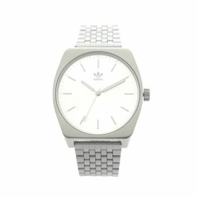 アディダス メンズ&レディース 腕時計/adidas PROCESS-M1 腕時計 シルバー 送料無料/込 誕生日プレゼント