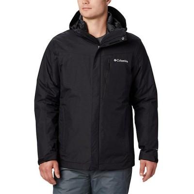コロンビア ジャケット&ブルゾン メンズ アウター Columbia Men's Whirlibird IV Interchange Jacket Black