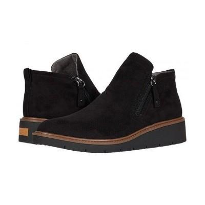 Dr. Scholl's ドクターショール レディース 女性用 シューズ 靴 ブーツ アンクル ショートブーツ Lanyn - Black