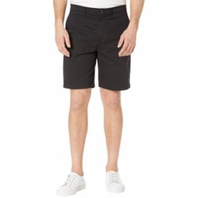 カルバンクライン メンズ ハーフパンツ・ショーツ ボトムス Infinite Flex Chino Shorts Black