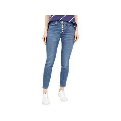 ラッキーブランド Mid-Rise Ava Skinny Jeans in Tajamal レディース ジーンズ Tajamal