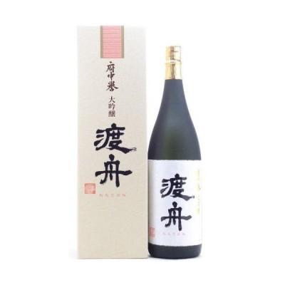 茨城県 府中誉酒造 渡舟(わたりぶね) 大吟醸 1800ml