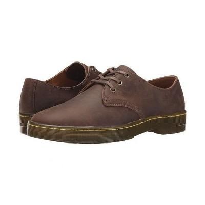 Dr. Martens ドクターマーチン メンズ 男性用 シューズ 靴 オックスフォード 紳士靴 通勤靴 Coronado - Gaucho Crazy Horse