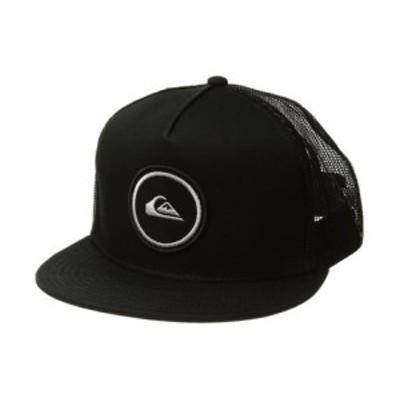 クイックシルバー メンズ ハット キャップ 帽子 Snap Charger