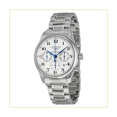 Longines Master Collection - L2.693.4.78.6 - Stainless Steel Silver Dial Automatic Chronograph Men's 並行輸入品