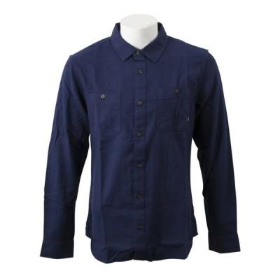VANSウェア BANFIELD III ヴァンズ シャツ VN0A3HL8LKZ DRESS BLUES