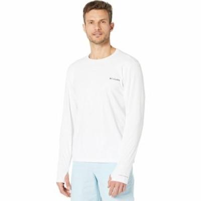 コロンビア Columbia メンズ トップス Sun Deflector Summerdry(TM) Long Sleeve Shirt White