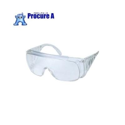 TRUSCO 一眼型サイド付セーフティグラス 透明▼126-0553トラスコ中山(株)