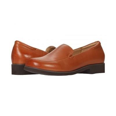 Trotters トロッターズ レディース 女性用 シューズ 靴 ローファー ボートシューズ Jaiden - Luggage Leather