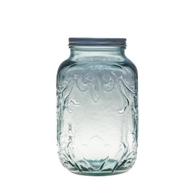 エコガラス ボトル 保存容器 4000cc 5969 TARRO DAMASCO サンミゲル Vidrios San Miguel