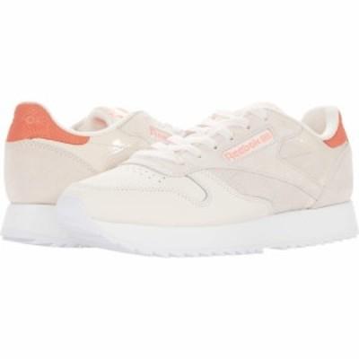 リーボック Reebok Lifestyle レディース スニーカー シューズ・靴 Classic Leather Ceramic Pink/Twisted Coral/White