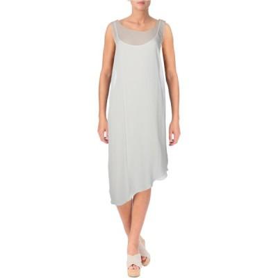 ドレス 女性  アイリーンフィッシャー Eileen Fisher 2544 レディース シルク Asyミリetric Tank ドレス