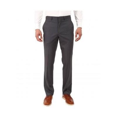 Kenneth Cole Reaction ケネスコール メンズ 男性用 ファッション パンツ ズボン Slim Fit Separate Pants - Grey