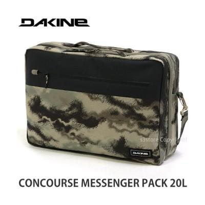 ダカイン コンコース メッセンジャー パック DAKINE CONCOURSE MESSENGER 20L 通勤 通学 リュック 3WAY BAG カラー:ACM 容量:20L
