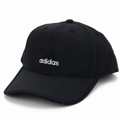 アディダス キャップ 大きいサイズ スポーツ ランニング adidas 帽子 ツイル  野球帽 cap 黒 ブラック