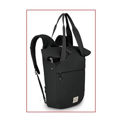 Osprey Arcane Tote Backpack, Stonewash Black, O/S (10002085)【並行輸入品】