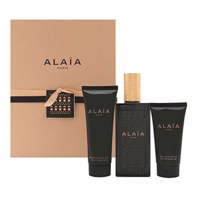 コスメ 香水 女性用 セット  Alaia By For Women Eau De Parfum Spray 3.4 Oz & Body Lotion 2.5 Oz & Shower Gel 1.7 Oz 送料無料