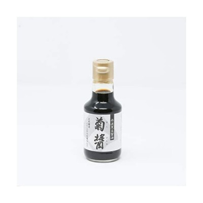 【小豆島】 樽仕込み ヤマロク醤油 丹波黒豆醤油 菊醤 145ml