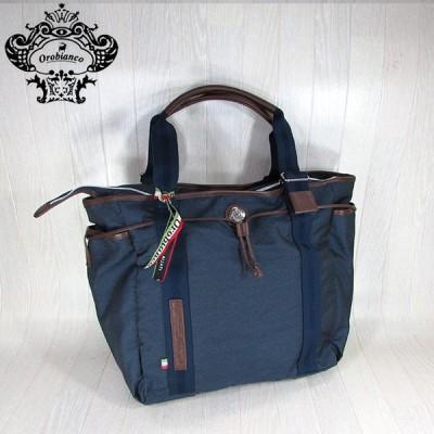 オロビアンコ Orobianco トートバッグ ブリーフケース ビジネスバッグ メンズ バッグ ARINNA-C01/14/インディゴ