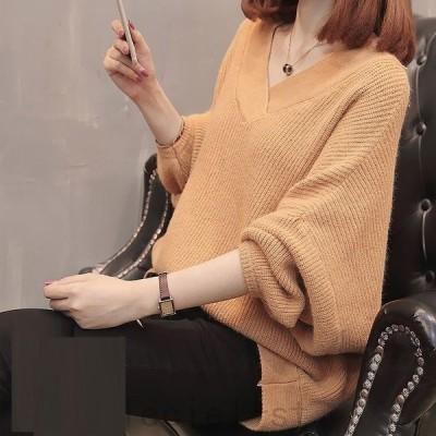 2021新作セーター レディース 大きいサイズ きれいめ 大人かわいい ゆったり 厚手 暖かい