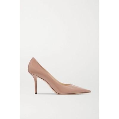 ジミー チュウ Jimmy Choo レディース パンプス シューズ・靴 Love 85 patent-leather pumps Ballet Pink