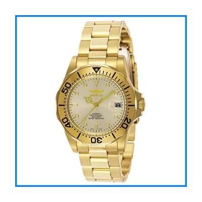 Invicta Men's 9618 Pro Diver Automatic 3 Hand Champagne Dial Watch