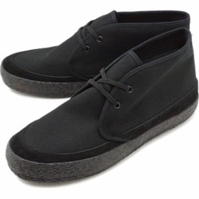 ムーンスター ファインバルカナイズド Moonstar FINE VULCANIZED 日本製 スロース SLOTH チャカブーツ BLACK ブラック [54321726 FW19]