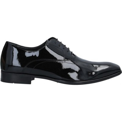 マエストラミ MAESTRAMI メンズ 革靴・ビジネスシューズ シューズ・靴 Laced Shoes Black