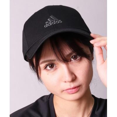 BAYBLO / 【adidas】ブランド ロゴ ベースボール ツイル キャップ(100-111 301)(EL) WOMEN 帽子 > キャップ