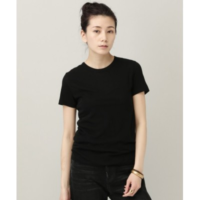 (Curensology/カレンソロジー)ショートスリーブTシャツ/レディース ブラック