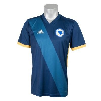SOCCER ボスニア・ヘルツェゴビナ ユニフォーム/ジャージ 2018 レプリカ アディダス/Adidas ホーム