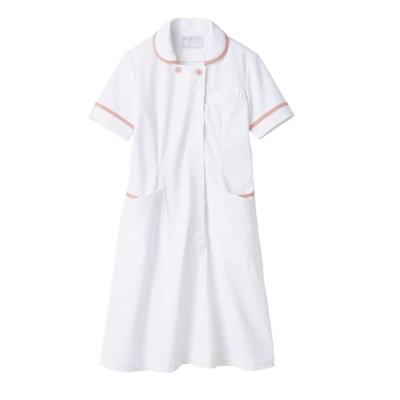 MONTBLANC 73-1792 ナースワンピース(半袖)(女性用) ナースウェア・白衣・介護ウェア