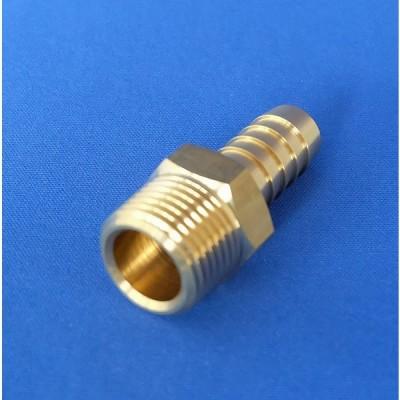 三栄水栓製作所 ホースニップル  JT28−1/2X14.0