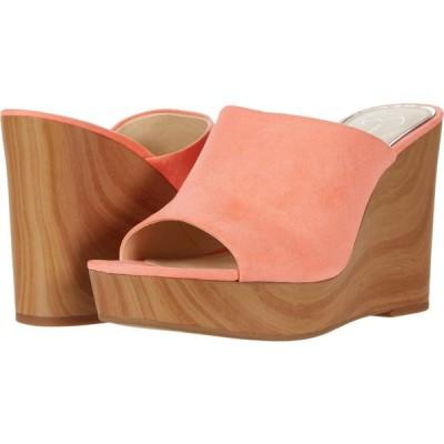 ジェシカシンプソン Jessica Simpson レディース サンダル・ミュール シューズ・靴 Shantelle Peach Sherbet